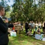 NSW Greens MP, David Shoebridge, gives a passionate speech